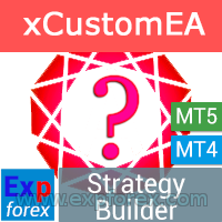 Exp - The xCustomEA Universal trading advisor on custom indicators
