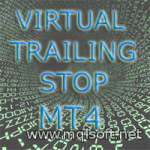 Exp - Virtual TrailingSTOP Открытый код