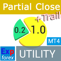Exp4 - Partial Close and Trail