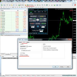 Exp4 - VirtualTradePad One Click Trading Panel_13