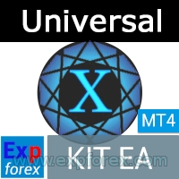 Exp4 THE X FULL Universal EA for MT4
